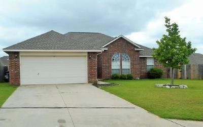 Edmond Rental For Rent: 2309 NW 157th Terrace