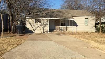 Oklahoma City Single Family Home For Sale: 1433 NW 95th
