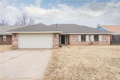 Edmond Single Family Home For Sale: 1232 Morrison Trail