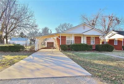 McClain County Single Family Home For Sale: 411 N Monroe