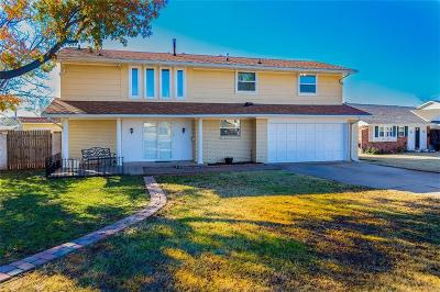 Yukon Single Family Home For Sale: 132 N Ranchwood