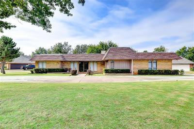 Oklahoma City Single Family Home For Sale: 400 W Charlotte Drive