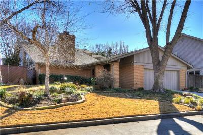 Oklahoma City Single Family Home For Sale: 6324 Chatham Road