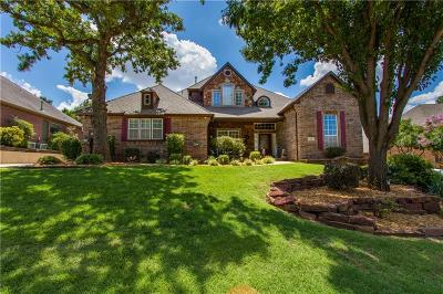 Edmond Single Family Home For Sale: 733 Fox Tail Drive