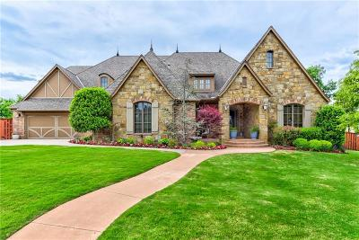 Edmond Single Family Home For Sale: 2216 Bull Run