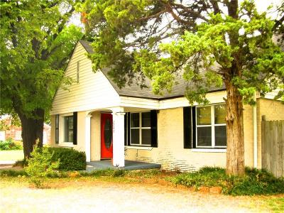 Oklahoma City Single Family Home For Sale: 2247 30th Street