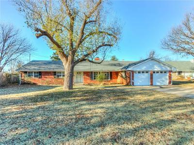 Oklahoma City Single Family Home For Sale: 3232 Elmwood Avenue