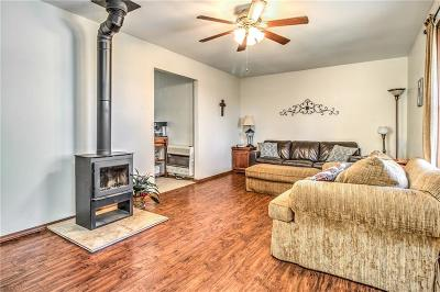 Guthrie Single Family Home For Sale: 8801 N Bryant