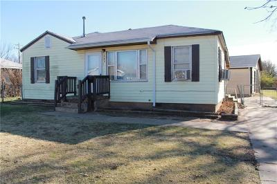 Midwest City Single Family Home For Sale: 504 Askew Drive