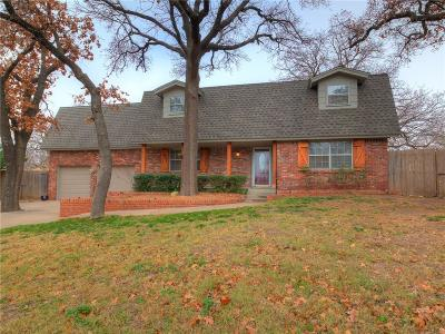 Bethany Single Family Home For Sale: 2824 McMillan Circle