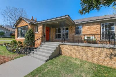 Oklahoma City Single Family Home For Sale: 445 NW 35th