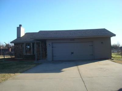Yukon Single Family Home For Sale: 10508 16th