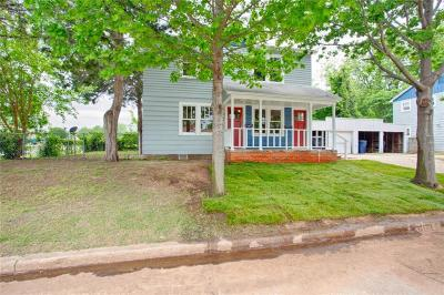 Oklahoma City Multi Family Home For Sale: 1301 Louise Avenue