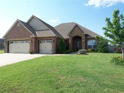 McClain County Rental For Rent: 3141 SE 37th Street