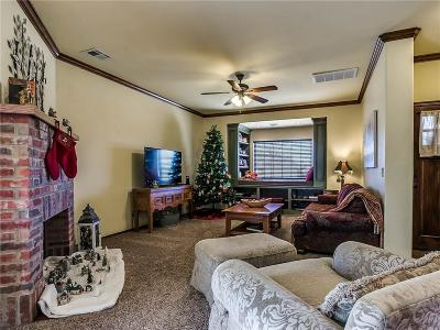 Edmond Single Family Home For Sale: 19116 Green Springs Drive
