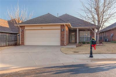 Oklahoma City Single Family Home For Sale: 6916 NW 134th Terrace