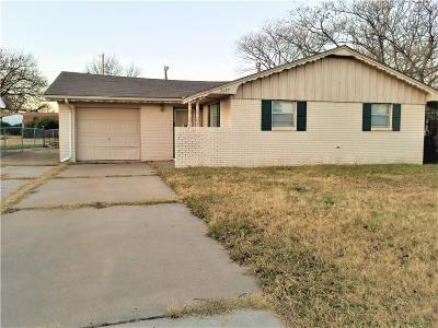 Oklahoma City Single Family Home For Sale: 2617 65th