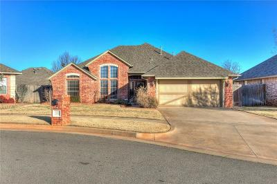 Edmond Single Family Home For Sale: 2633 NW 167th Court