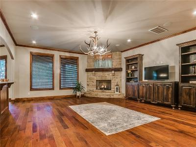Edmond Single Family Home For Sale: 2408 Bull Run Drive