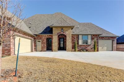 Edmond Single Family Home For Sale: 2116 Pembroke Lane