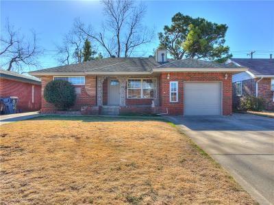 Oklahoma City Single Family Home For Sale: 2628 SW 51st Street