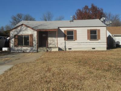 Norman Single Family Home For Sale: 407 Nebraska