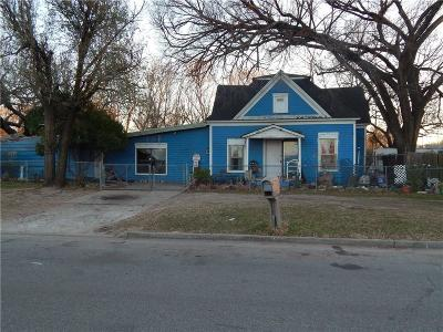 Oklahoma City Single Family Home For Sale: 720 SE 11th Street
