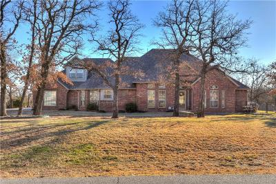 Blanchard Single Family Home For Sale: 2120 Oakmont Drive