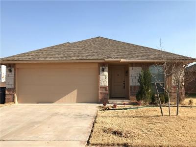 Edmond Single Family Home For Sale: 15828 Sonador Drive