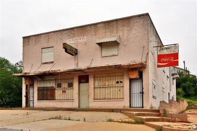 Oklahoma City Commercial For Sale: 1233 NE 6th Street
