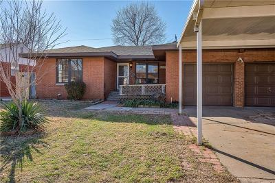 Oklahoma City Single Family Home For Sale: 4316 NW 21st Terrace