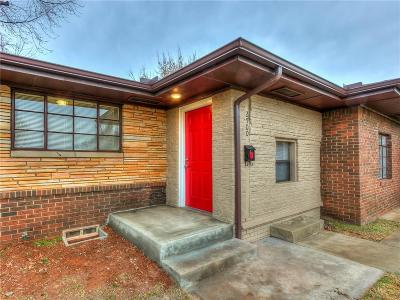 Oklahoma City Single Family Home For Sale: 2500 SW 49th Street