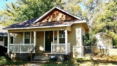 Oklahoma City Single Family Home For Sale: 2809 NW 13th Street