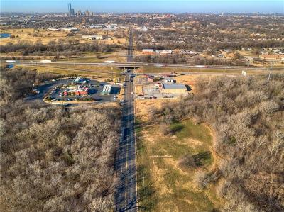 Canadian County, Oklahoma County Residential Lots & Land For Sale: 2707 NE 10th Street
