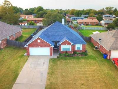 Noble Single Family Home For Sale: 712 Bent Tree Road