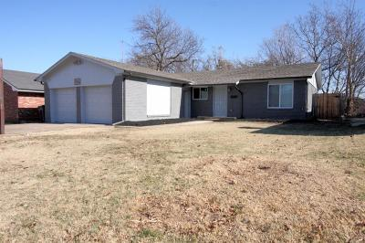Oklahoma City Single Family Home For Sale: 11212 N Brauer Avenue