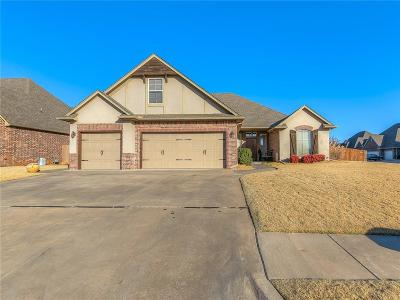 Edmond Single Family Home For Sale: 1609 NW 184th Street