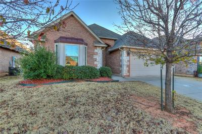 Edmond Single Family Home For Sale: 16216 Snowy Owl Drive