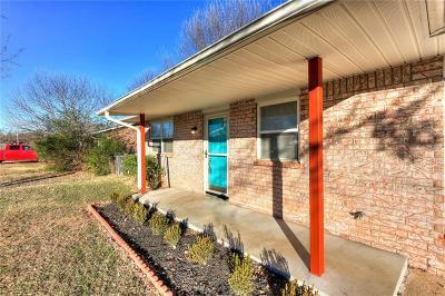 Shawnee Single Family Home For Sale: 1806 E Edwards