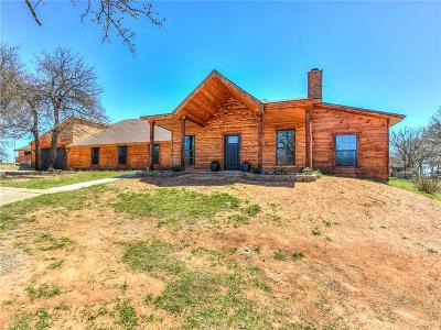 Choctaw Single Family Home For Sale: 3616 Oakbriar Drive