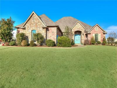 Edmond Single Family Home For Sale: 401 Oak Summit Drive #R