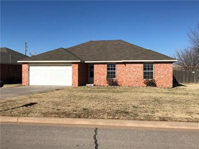 Elk City Single Family Home For Sale: 153 Carter Road