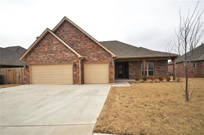 Oklahoma City OK Single Family Home For Sale: $275,000