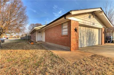 Oklahoma City Single Family Home For Sale: 5300 S Independence Avenue