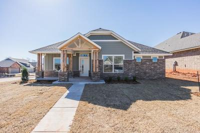 Edmond Single Family Home For Sale: 508 NW 180th Street