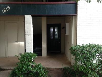 Norman Condo/Townhouse For Sale: 1813 E Lindsey Street #1