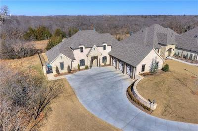 Edmond Single Family Home For Sale: 3425 Hidden Leaf