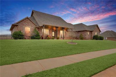 Edmond OK Single Family Home For Sale: $334,900