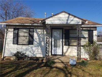 Oklahoma City Single Family Home For Sale: 445 SE 47th