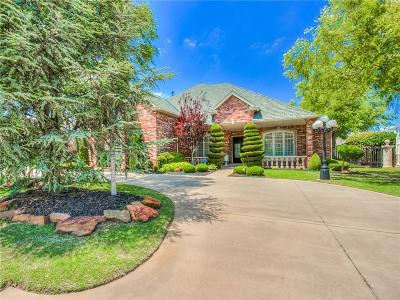 Oklahoma City Single Family Home For Sale: 2125 Pinnacle Point